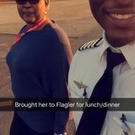 Used to dream of days like this. Flew my mum to Flagler for lunch. Alhamdulilah. 🙏🏼 ❤️ https://t.co/rybtvm2xBh