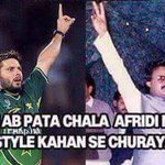 Even afridi follows altaf bhai https://t.co/1AdEJPIexs