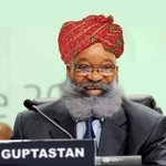 Welcome to the republic of Guptastan formerly known as South Africa! Zupta Must Fall #SONA2016 #ZumaMustFall https://t.co/aIZESHL3YO