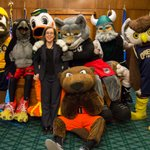 Just hanging with a few of my friends for #UniversityDay! https://t.co/CfPXfG2npu