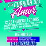 ¡Mañana es la gran corrida del amor en #Curicó! https://t.co/SWAVnf2jVQ https://t.co/QdR83YfghJ