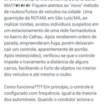 Já chegou em São Luís. Cuidado! https://t.co/8L9eoqiDAH