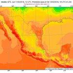 Viernes: Nuevamente se espera una madrugada fría, pero con temperaturas máximas mas altas a las de hoy. #Veracruz https://t.co/LCVzJW1ccs