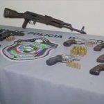 #DelincuenciaPanamá: Armas decomisadas y detenidos en operativo de Carnaval en Colón. Más: https://t.co/L3x1fxrxFA https://t.co/9mUEbSvWnB