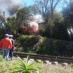 #ReporteGrillos Incendio de casa en Circuito Presidentes entre Murillo Vidal y 20 de Noviembre en #Xalapa https://t.co/334t91n8xS