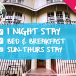Need a little Brighton-ing up? RT & FOLLOW to #WIN #FreeStayfriday at Hotel Pelirocco. https://t.co/Jd1J6HNTYW https://t.co/Upezxz8gWR