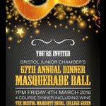Our annual #dinner is nearly all SOLD OUT, get in quick if you want a ticket! @Marriott College Green #bristol https://t.co/6sklcFO9ns