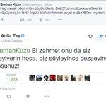 Burhan Kuzu, Cevabını bildiği soruyu sorunca Atilla Taştan kapağı yiyeli 9 saat oldu(Sağlam Kapak:) @AtillaTasNet https://t.co/rx9nPajsVv