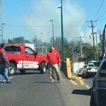 Cierran Circuito Presidentes, a la altura de Murillo Vidal, por incendio. Desvían tráfico a Murillo #Xalapa https://t.co/49VKgSFDs7