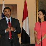 Panamá y Emiratos Árabes Unidos estrechan lazos diplomáticos y comerciales @IsabelStMalo https://t.co/FoJtZxcpc1 https://t.co/rFKe8ORE5x