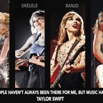 Writes her own music, plays complicated instruments, helps you forget your troubles & be more YOU. #Only1TaylorSwift https://t.co/dVLbPEp8uf