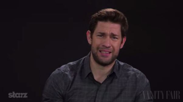 Nick Jonas, John Krasinski & 27 other celebs just recited Justin Bieber's