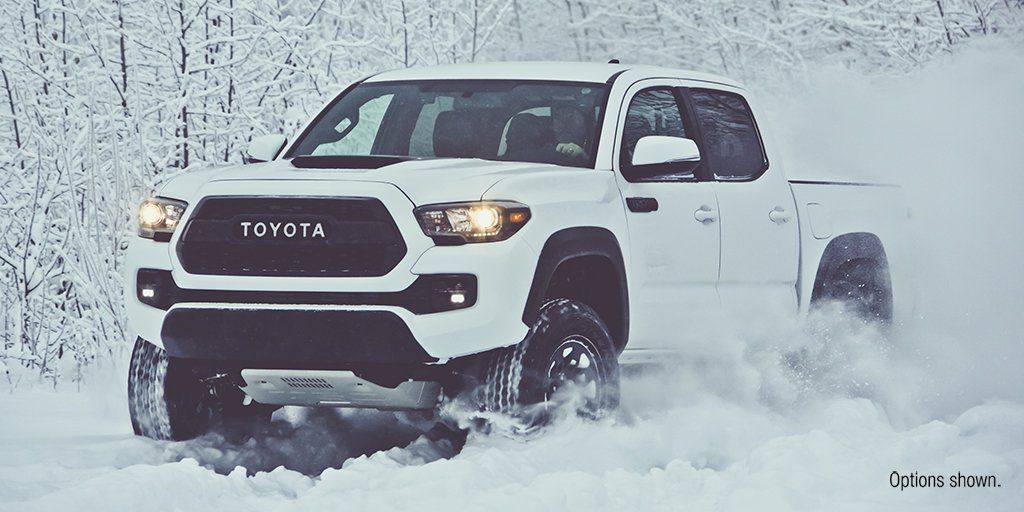 Challenging off-road terrain like never before. See full specs here: https://t.co/o7upbpzbTP #Tacoma #TRDPro #CAS16 https://t.co/8VtcOHwnhq