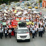 Marcha de nuevo #STAIUJAT; rechaza haber aceptado 3.15 % @UJAT https://t.co/G833nm4fSs https://t.co/UtpIHhRjmA