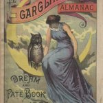#TBT to this 1886 #almanac. You can check your 130 year old #horoscope! More at our Tumblr: https://t.co/5qzIEy5TTJ https://t.co/KtwmL55096