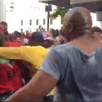 [IN CASE YOU MISSED IT] #SONA2016 ANC & EFF members clash in St Georges Mall https://t.co/zdgEP8bSUU https://t.co/WsbtMKq5PI