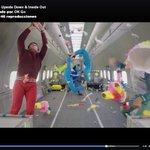 Video musical de Ok Go grabado con gravedad cero alcanza 7 millones de visitas en 6 horas https://t.co/CEw61YQ7a2 https://t.co/SH7MR0W8Zi