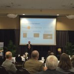 Great economic forum today @SouthernMiss by @TheFirstBank with @ADP_ChadNewell #Hattiesburg https://t.co/iGuZu4L2DU