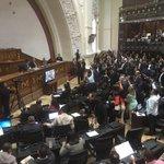 Aprobada en primera discusión Proyecto de Ley de Reforma del Banco Central de Venezuela. #SesiónAN https://t.co/jVWvupgMEv
