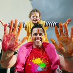 PAINT YOURSELF HAPPY AT HOLI https://t.co/NNHoBT1cmT @PeteSnodden On Sunday 3rd April - Titanic Exhibition Centre https://t.co/a982fM5JYc