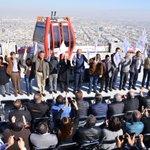 Arranca construcción del #Teleférico de #Torreón; se invertirán 160 mdp https://t.co/qt2Res0e6Q https://t.co/HFAIYkNso6