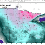 Im issuing a CUDDLE ALERT for Friday night in southern Minnesota! Lows in the -10s. #MNwx #Mankato #CuddleAlert https://t.co/BbELL8oXwC