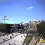 Cámara de la Basílica de Guadalupe #CDMX en streaming. #PapaEnMex https://t.co/BnVjO3LGFc https://t.co/NA3Imz12Xg
