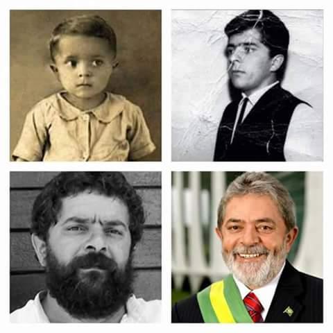 Depois de anos fora do poder, Lula aparece em 1º lugar no IBOPE. Isto dói nos golpistas #17VouComLula https://t.co/znOs0XhXMW
