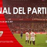 ¡¡¡Final del partido en Balaídos!!! El #SevillaFC estará una vez más en una FINAL #vamosmisevilla #VAMOSCAMPEON https://t.co/7AeS0CEo24