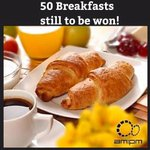 50 FREE Breakfasts remaining to win at AM:PM RT and Enter > https://t.co/j61mGICTz5 #BelfastHour #TheBelfastTailor https://t.co/imP9G3yU9a