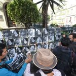 Protesta en la representación de Veracruz por el asesinato de #AnabelFlores #DuarteAsesino https://t.co/xCU68NyRQl