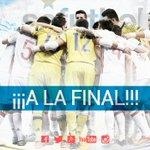 ¡GRÍTALO FUERTE! ¡A LA FINAL! ¡Lucharemos por ser campeones! HAZ RT y apoya a la @SeFutbol Sala. ¡Vamos #Aporla7! https://t.co/Kc0X7ocJLD