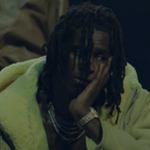 YOUNG THUG IS A MODEL ON STAGE CURRENTLY!!! #YeezySeason3 https://t.co/HGEDrHzgSr
