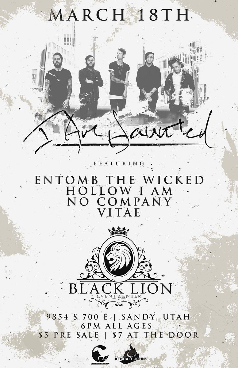 First show in almost 2 years. RT and come out and rage with us! https://t.co/kCNTyoIZI5