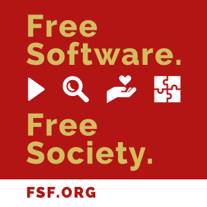 Last day to donate to the @fsf (Free Software Foundation)'s current fundraising campaign _ https://t.co/kUC7KRjJi5 https://t.co/lpQExVBMQs