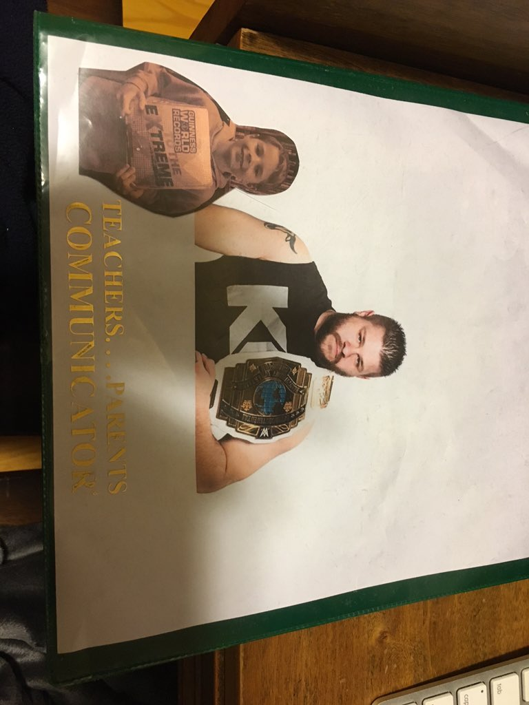 Hey .@FightOwensFight, look at who's on the cover of my 3rd graders homework folder! https://t.co/u9X5lK1ghE