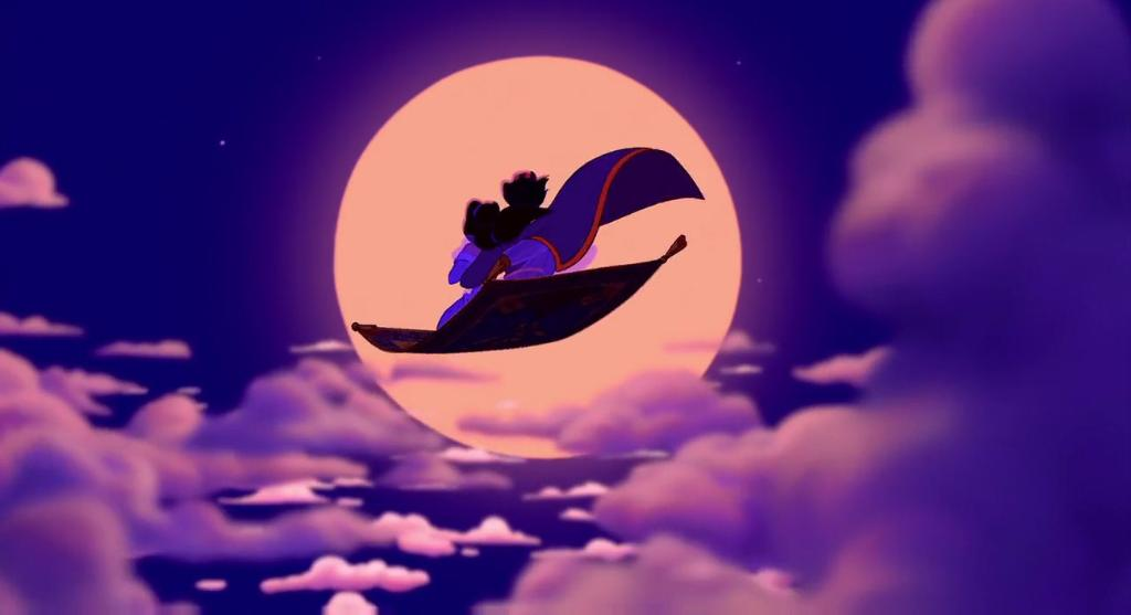 Set Out On A Magic Carpet Ride With Us In Aladdin Tonight