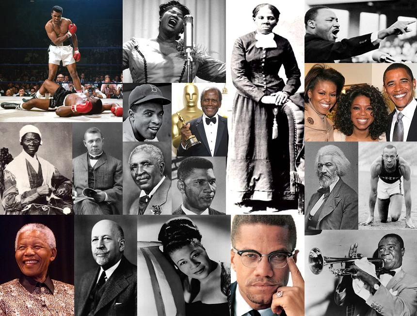 Never forget that our world could be shaped differently if these individuals didn't make the impact they did! #BHM  https://t.co/WETmPKwu10