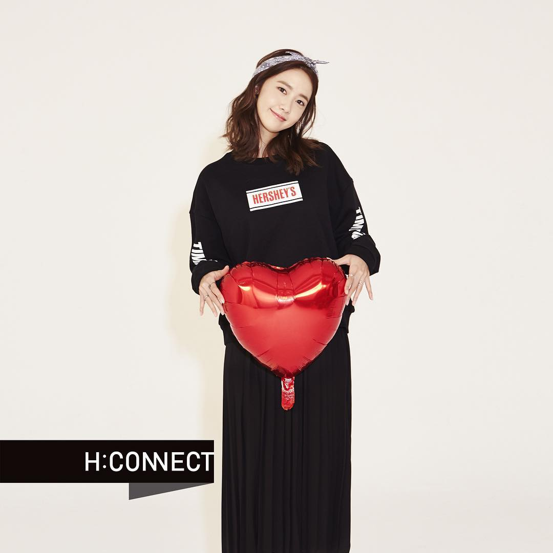 """SNSD Yoona for """"H:CONNECT"""" Promotion https://t.co/ziGVvZpvpL"""