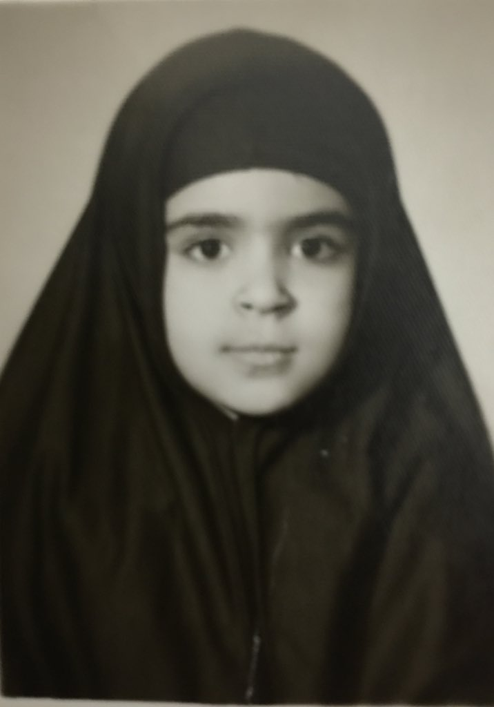 Even as a child I loathed the dehumanising Muslim garb but forced to wear it to attend school...& to leave the house https://t.co/2FNWsHXALK