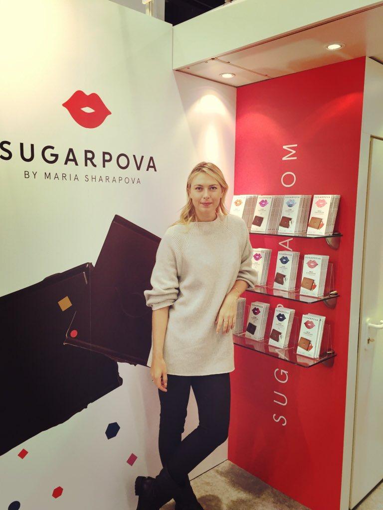 Sneak peak...@Sugarpova Chocolate Bars made by @BaronChocolates. Debuting this Spring.. #Sweet16 ???? https://t.co/uttJNd23on