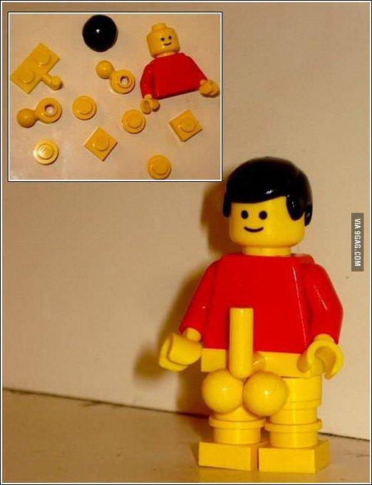 s'est amusé avec des #LEGO ce week-end https://t.co/B3JgeF8ljV