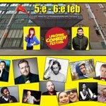 Över 20 komiker är i Linköping i helgen bara för att du ska få skratta! Vi ses va? https://t.co/s4FdZL1moE #LKPG https://t.co/rmwODoiLJz