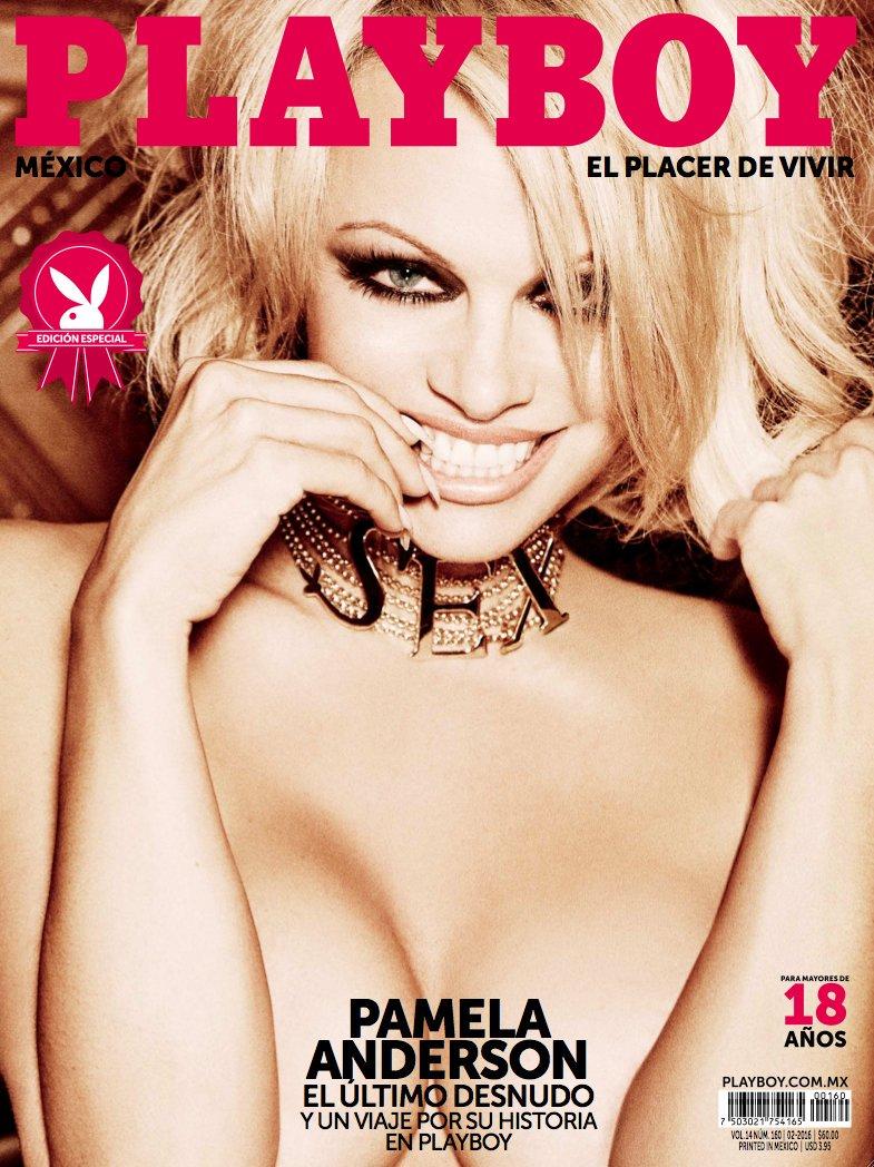 RT @PlayboyMX: Bienvenido febrero con Pamela Anderson, el último desnudo #EdiciónEspecial https://t.co/dNd60zApDN https://t.co/QidYSL1AFj