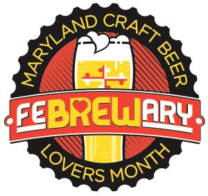 It's February 1st and Governor @LarryHogan has declared it #MDfeBREWary https://t.co/BsQ3oVw9n8 https://t.co/p5kLVSLH63