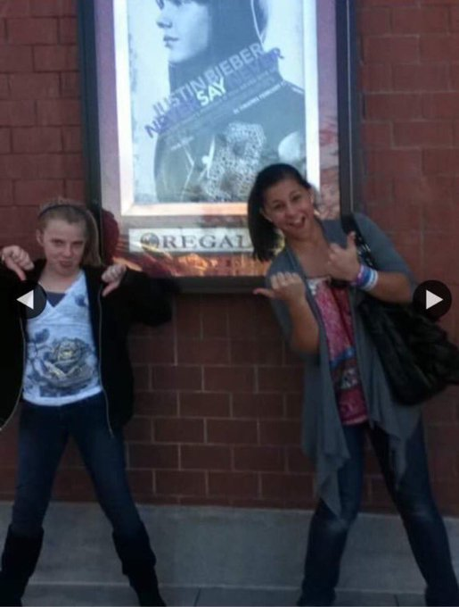 Happy birthday to my friend who got my stuck on not only JB but cody simpson   we\ve come a long way, LOVE YOU