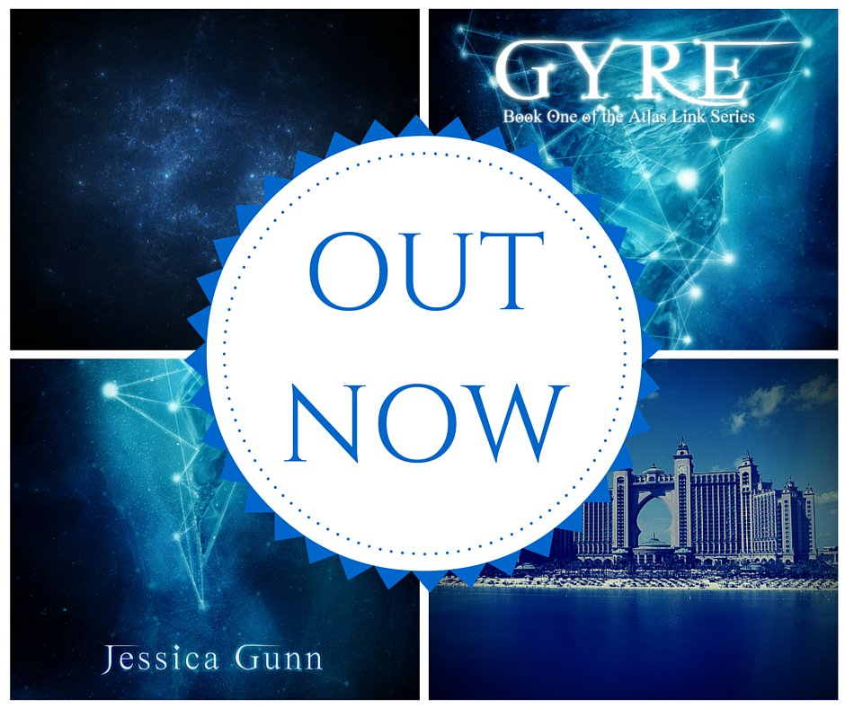 Congratulations to Jessica Gunn on the release of her #SciFi #FairyTale GYRE!  https://t.co/iAP7R10YEJ https://t.co/7iwCYOJ4QX