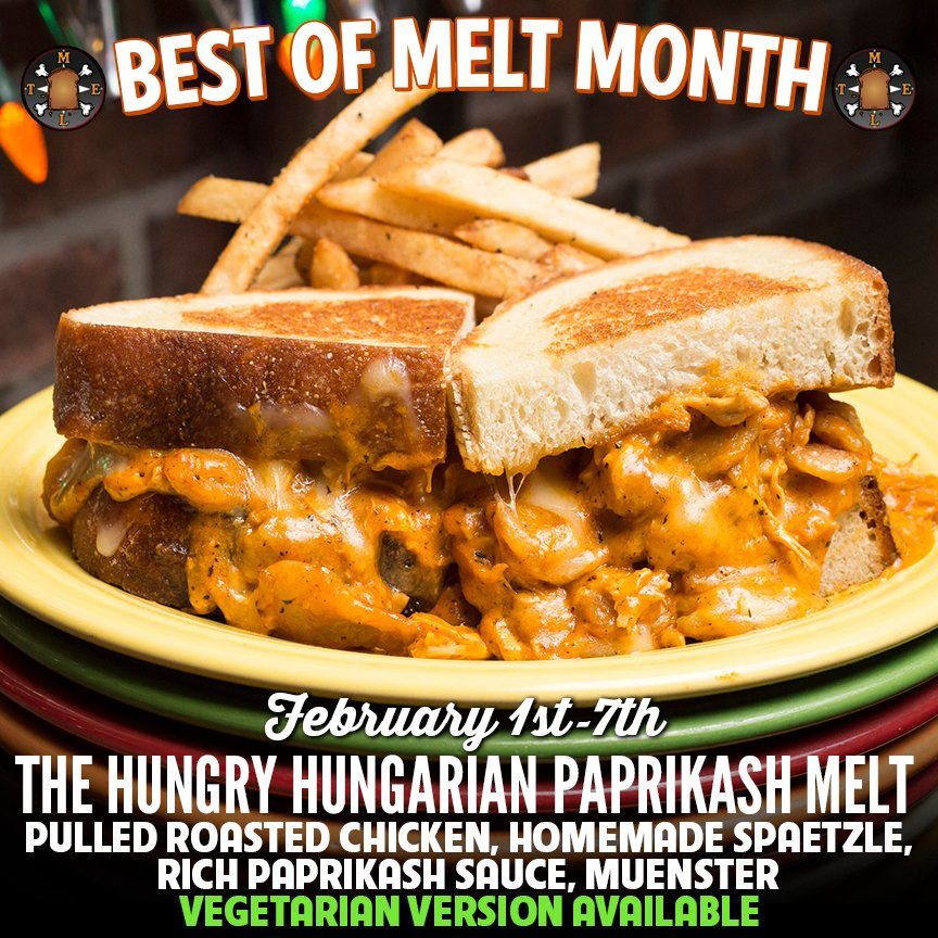 Happy February! Best of Melt month is here! 4 awesome throwback features all month #thisiscle #Columbus #TheLand https://t.co/2cW8Oyqqhr