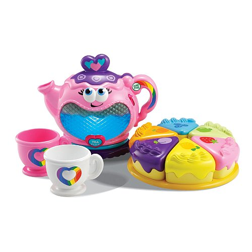Anyone for tea? Follow us & RT to #WIN this Musical Rainbow Tea Party set from @LeapFrog. Contest closes at midnight https://t.co/SVLHIOoadn