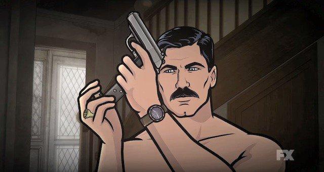.@ArcherFX's season 7 promo recreates the 'Magnum P.I.' opening credits https://t.co/1vDkI01NFu https://t.co/rt2ubzxBkx